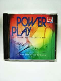 Power Play ( Popular Music for Concert Band)