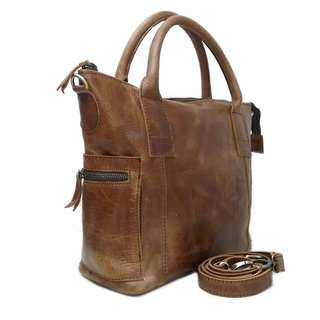 PROMO: dark brown sling bag