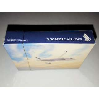 BNIP Singapore Airlines Playing Cards