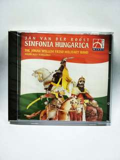 Sinfonia Hungarica (The Johan Willem Friso Military Band)