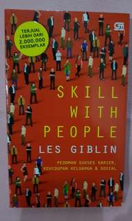 Skill With People by Les Giblin