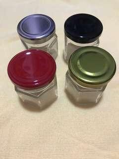 Mini Glass Jars
