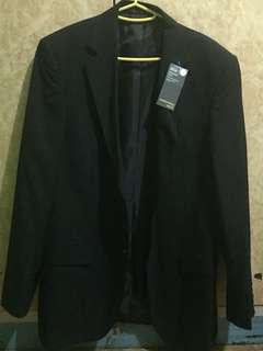 Marks & Spencer Oversized Black Coat