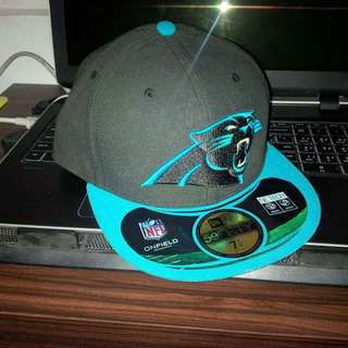 Authentic NEW ERA 59Fifty Carolina Panthers NFL fitted cap