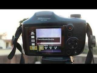 Camera Sony DSC H300 (Fullset Mulus Garansi Panjang)