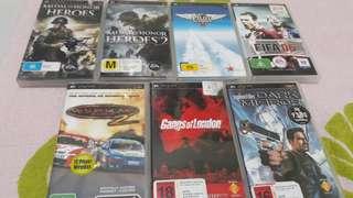 All original psp games
