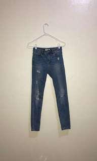 STRADIVARIUS HW Jeans