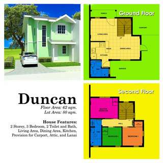 Single complete finished in Tanza