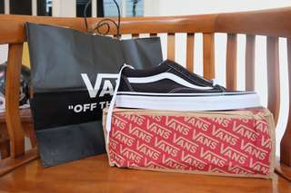 Vans old skool canvas ORIGINAL