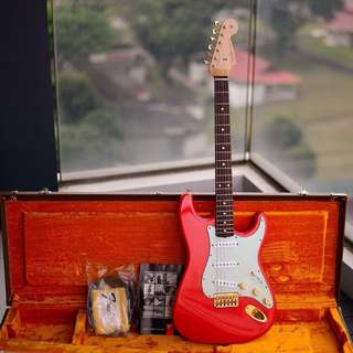 Fender Custom Shop 1960 Custom Hard Tail Stratocaster Built to Order. NOS