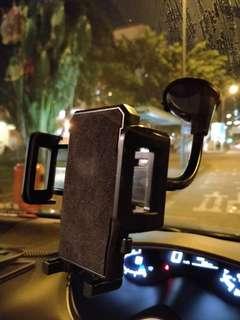 汽車吸盤手機座 幫款手機合用android, iphone手機座