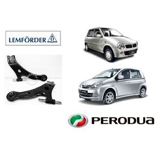 LEMFORDER Lower Arm for PERODUA Kancil & Viva
