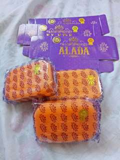 Authentic Alada Soap (New packaging)