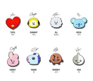 BT21 Smart GripTok (NON-PROFIT)
