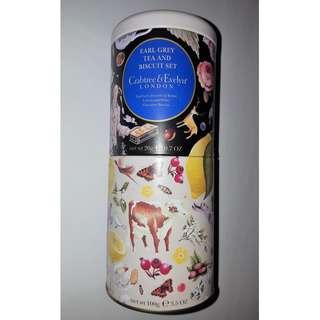 Crabtree & Evelyn Biscuit Tea Tin - Empty