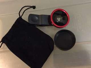 魚眼鏡頭 夾手機鏡頭
