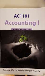 [NBS] Accounting & Business Textbooks