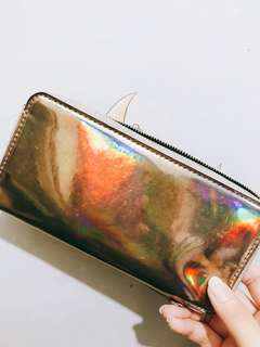 MBMJ Hologram long wallet