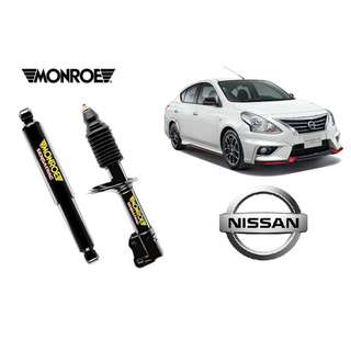 MONROE Absorber for Nissan Almera