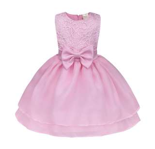 Princess sleeveless dress