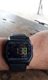 Jam tangan ripcurl original mulus 98%
