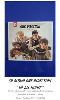 CD Album One Direction - Up All Night