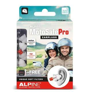 Alpine MotoSafe PRO (Alphine Hearing Protection - Netherlands)