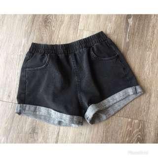 🚚 正韓 超顯瘦牛仔布短褲