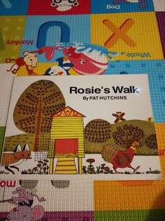 Rosie's Walk - children books