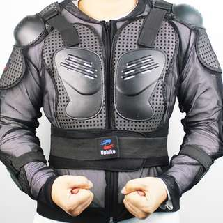 Motorcycle Full Body Armor Jacket MX ATV Jacket XL