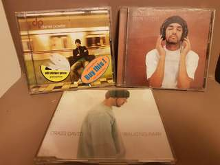 Craig David, Daniel Power (2 albums + single)