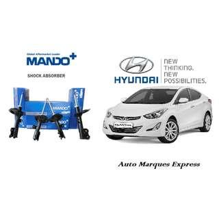Hyundai Elantra MD [2010-2015] Mando Absorber