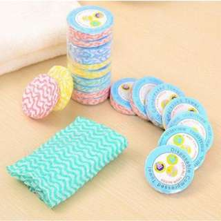 nonwoven cloth Magic Towel