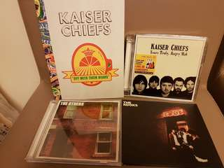 Kaiser Chiefs, The Kooks, The Others