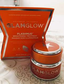 GlamGlow Brightening Mask