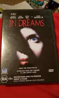 In Dreams DVD
