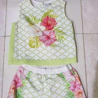Dress gingersnaps/ set gingersnaps /gingersnaps dress