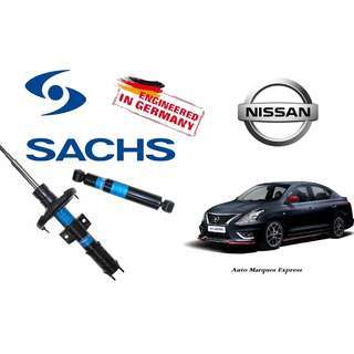 Nissan Almera Sachs German Engineered Absorber