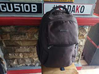 Backpack pierre cardin with laptop slot