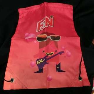 💎[NEW] Red Drawstring Bag
