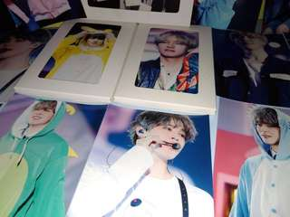 BTS 4R+FRAME SET (ready stock)