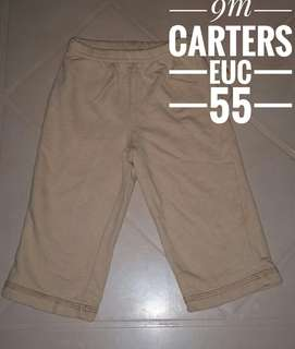 9m carters pants