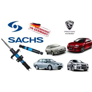 Proton Gen2 Persona Waja Perdana Sachs Germany Engineered Absorber