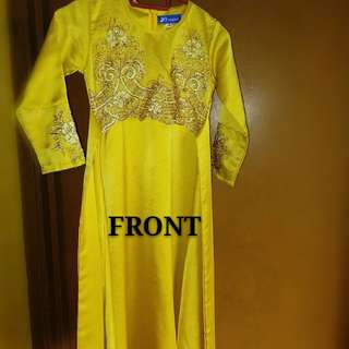 Jubah Flower Sweetcorn