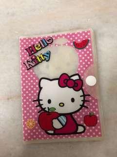 Hello Kitty Passport Cover