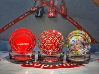 SUPREME ASHTRAY COLLECTION