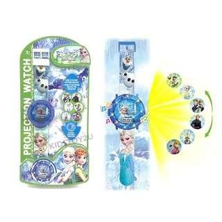 儿童放映手表  kids projection watch