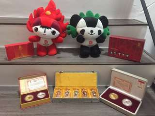 Beijin Olympics Collectibles