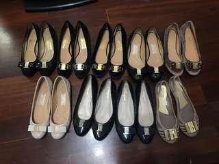 Ferragamo 系列平底/矮踭鞋