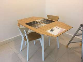 Dining Table( Ikea PS 2012)